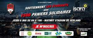 [Étudiants] Distribution de paniers solidaires - Matmut Stadium Gerland (69)