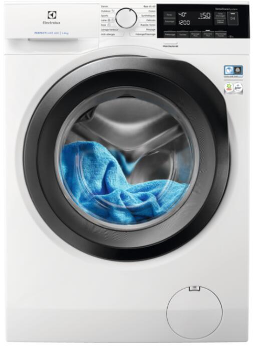 Lave linge hublot Electrolux EW6F3910RA (Via ODR 50€) + Jusqu'à 132,25€ en Rakuten Points