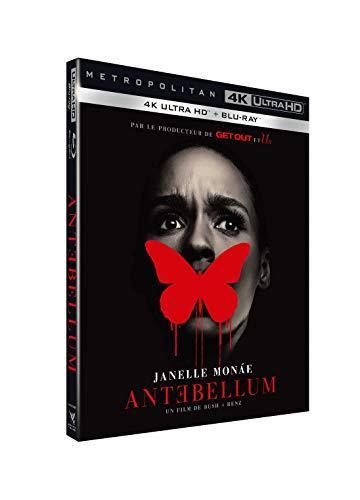 Blu-ray 4K Antebellum + Blu-Ray