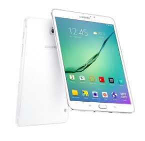 "Tablette 9.7"" Samsung Galaxy TAB S2 (SM-T810 / T813) - QXGA, 3Go RAM, 32Go Stockage - Blanc (Reconditionné)"