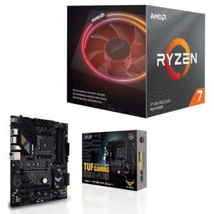 [CDAV] Sélection de packs - Ex : Processeur AMD Ryzen 7 3700X Wraith Prism + Carte mère Asus TUF Gaming B550-PLUS