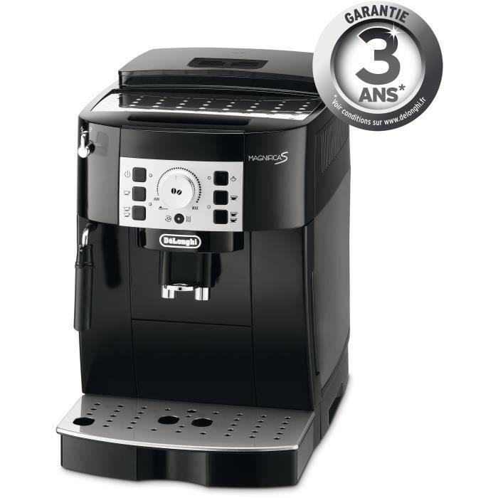 [CDAV] Machine expresso automatique avec broyeur Delonghi Magnifica S ECAM22.140.B + 13,75€ de cagnotte