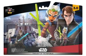 Pack Aventure Disney Infinity 3.0 - Star Wars : Twilight of the Republic