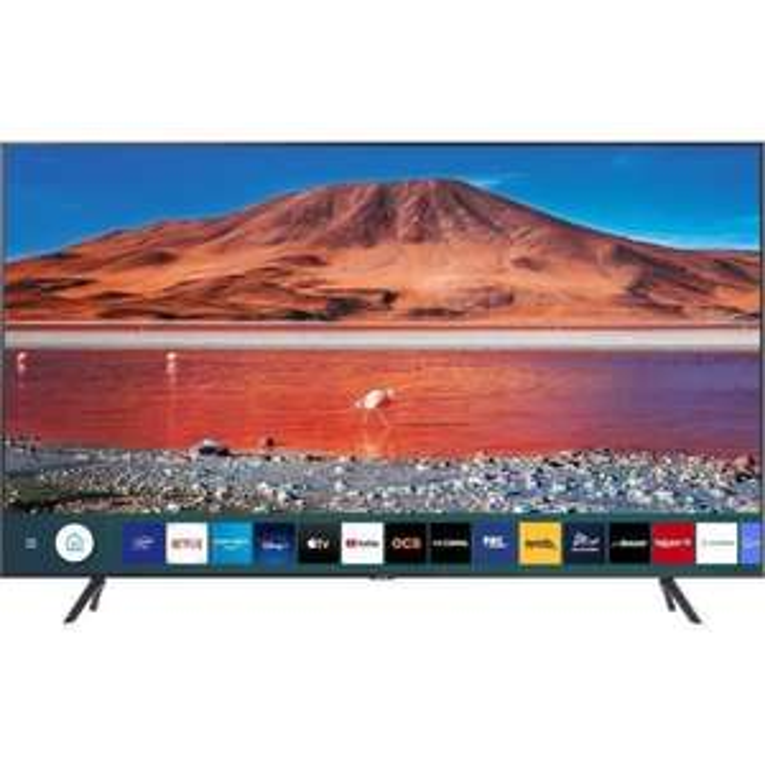"TV LED 43"" Samsung UE43TU7072U - UHD 4K, HDR, Smart TV (+ 17.49€ à cagnotter pour les CDAV)"