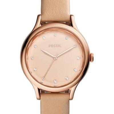 Sélection de montres en promotion - Ex : Montre Fossil Laney BQ3323