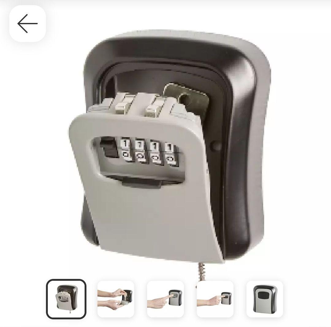 [VIP] Boîte à clés sécurisée avec code