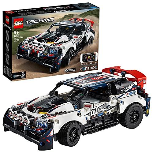Lego Technic 42109 La voiture de rallye contrôlée