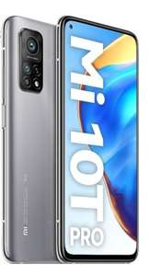 "Smartphone 6.67"" Xiaomi Mi 10T Pro 5G - 8 Go RAM, 128 Go - Argent (neuf)"