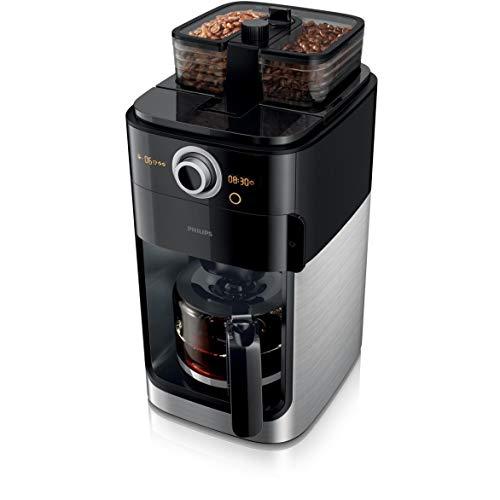 Machine à café filtre programmable avec broyeur intégré Philips HD7769/00