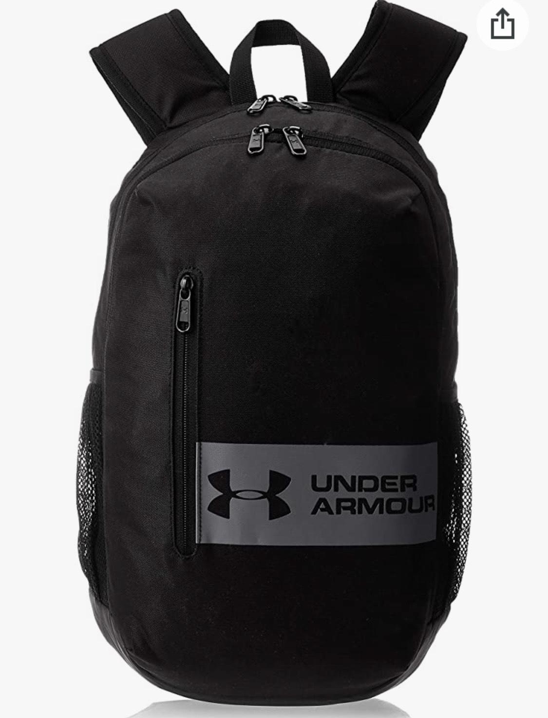 Sac à dos polyvalent Under Armour Ua Roland Backpack - Noir