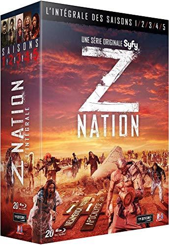Blu-Ray Z Nation - L'intégrale des Saisons 1/2/3/4/5