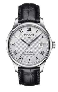 Montre Automatique Tissot Le Locle Powermatic 80 T006.407.16.033.00 - 39.3 mm (Frais d'importation inclus)