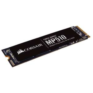 SSD NVMe PCIe Corsair Force MP510 - 1.92 To (254€ via MSP10CB - Frontaliers Suisse)