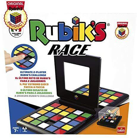 Jeu de famille Goliath Rubiks Race