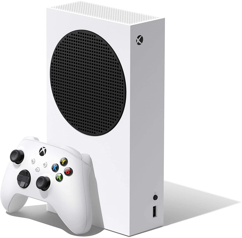Console Xbox Series S + 8,55€ de Rakuten Points (Vendeur Boulanger)