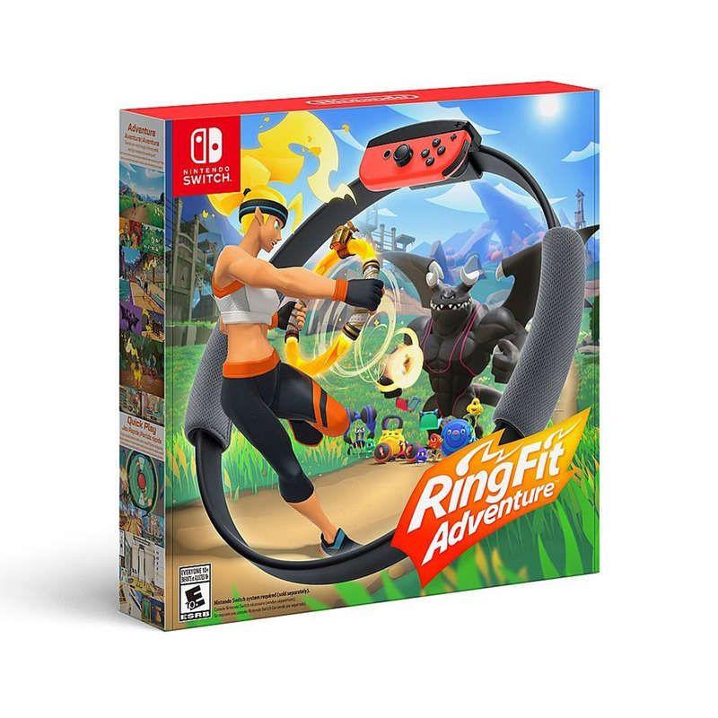 Jeu Ring Fit Adventure sur Nintendo Switch (Via 20.99€ via Carte Fidélité)