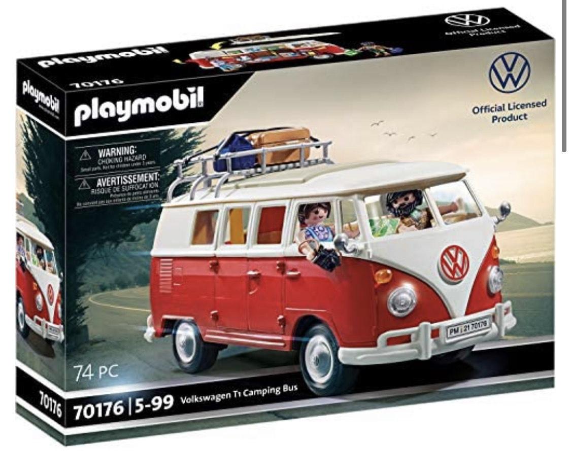 Jouet Playmobil Volkswagen T1 Combi (70176)