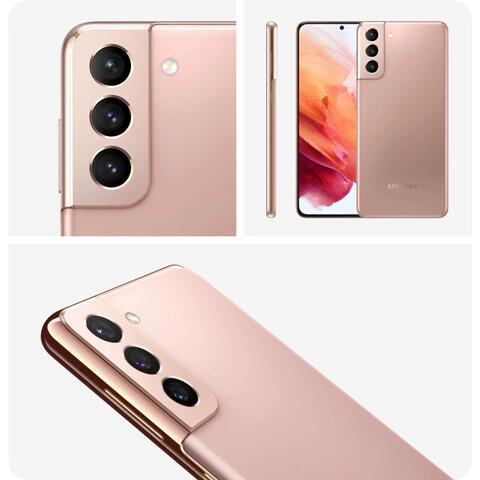 """Ecran 27"""" Samsung M5 + SmartTag offerts pour l'achat d'un S21+ ou S21 Ultra (Couleur exclusive)- Ex: Smartphone 6.7"""" Galaxy S20+ (8Go/128Go)"""
