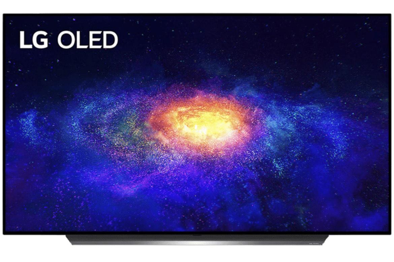 "TV OLED 55"" LG OLED55CX6LA - 4K UHD, 100 Hz, HDR10 Pro, Dolby Vision IQ & Atmos, Smart TV (Frontaliers Belgique)"