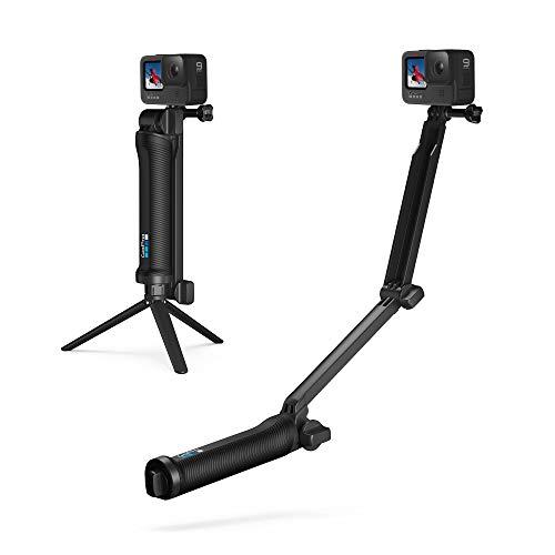 Kit de fixation 3 en 1 pour caméra embarquée GoPro 3-Way