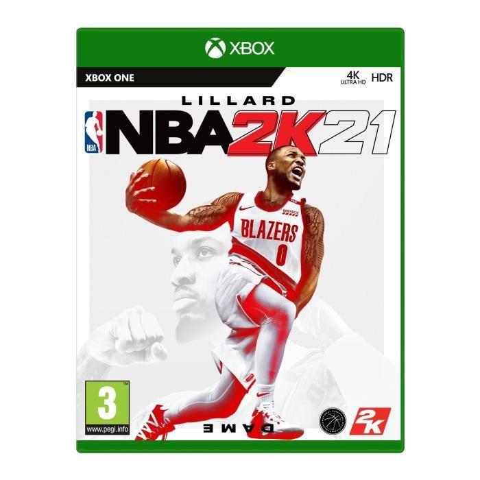 NBA 2k21 sur Xbox One