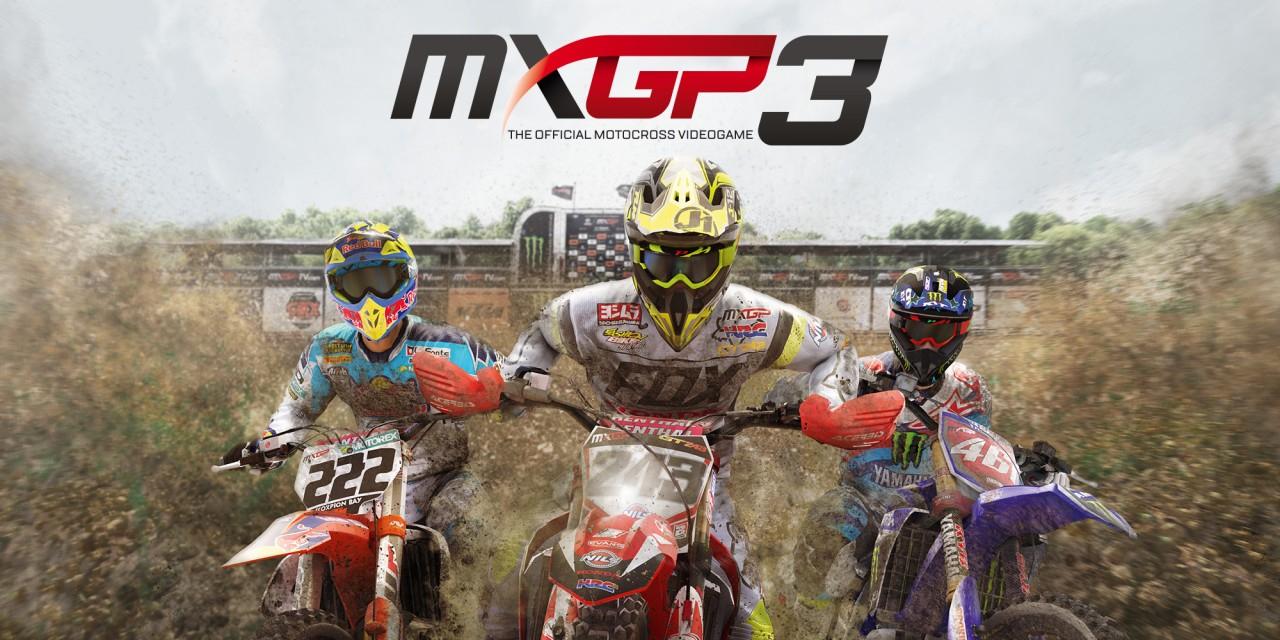 MXGP3 - The Official Motocross Videogame sur Nintendo Switch (Dématérialisé)