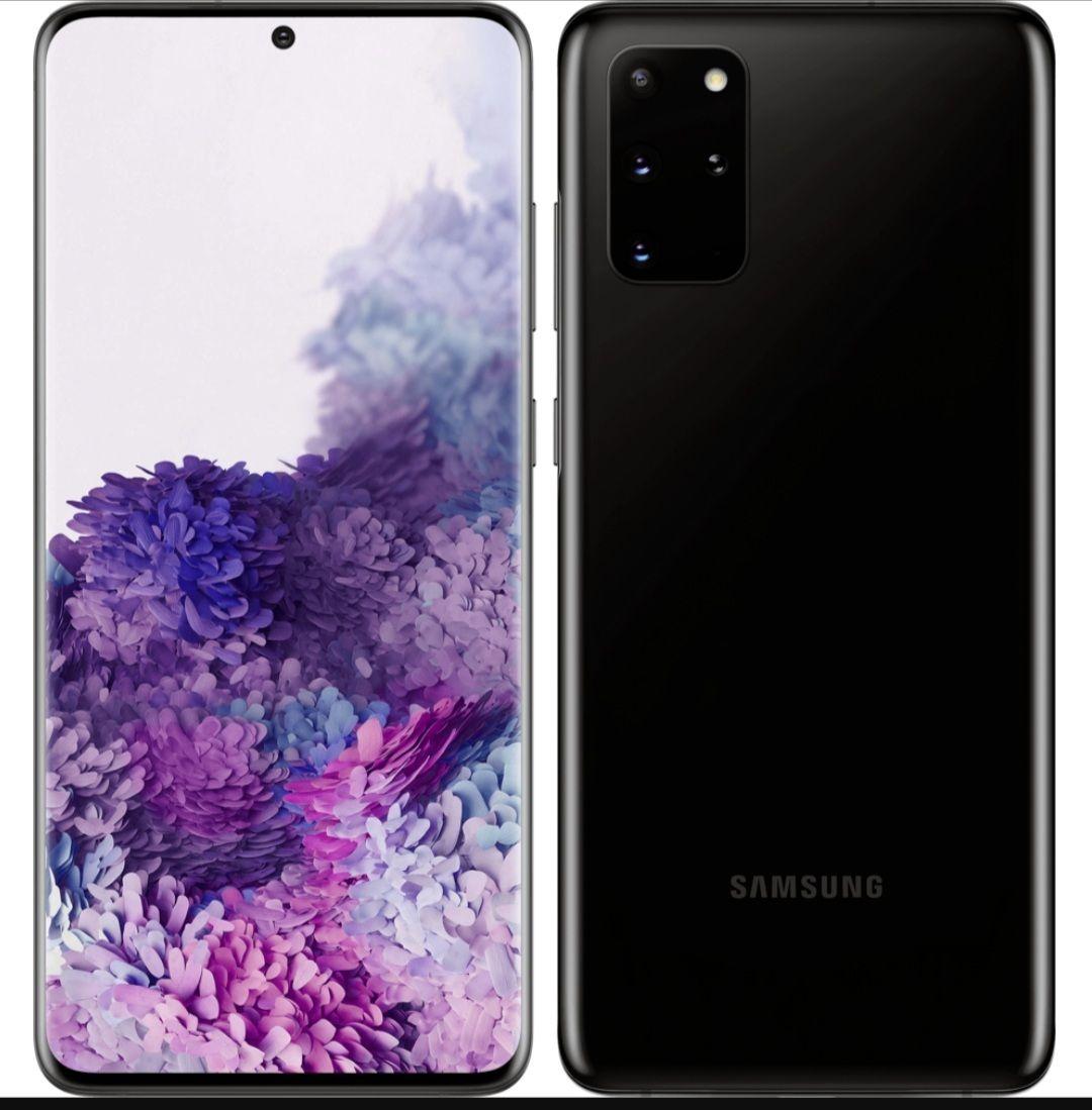 """Smartphone 6.7"""" Samsung Galaxy S20+ Plus (5G) - QHD+ 120 Hz, Exynos 990, RAM 12 Go, 128 Go"""