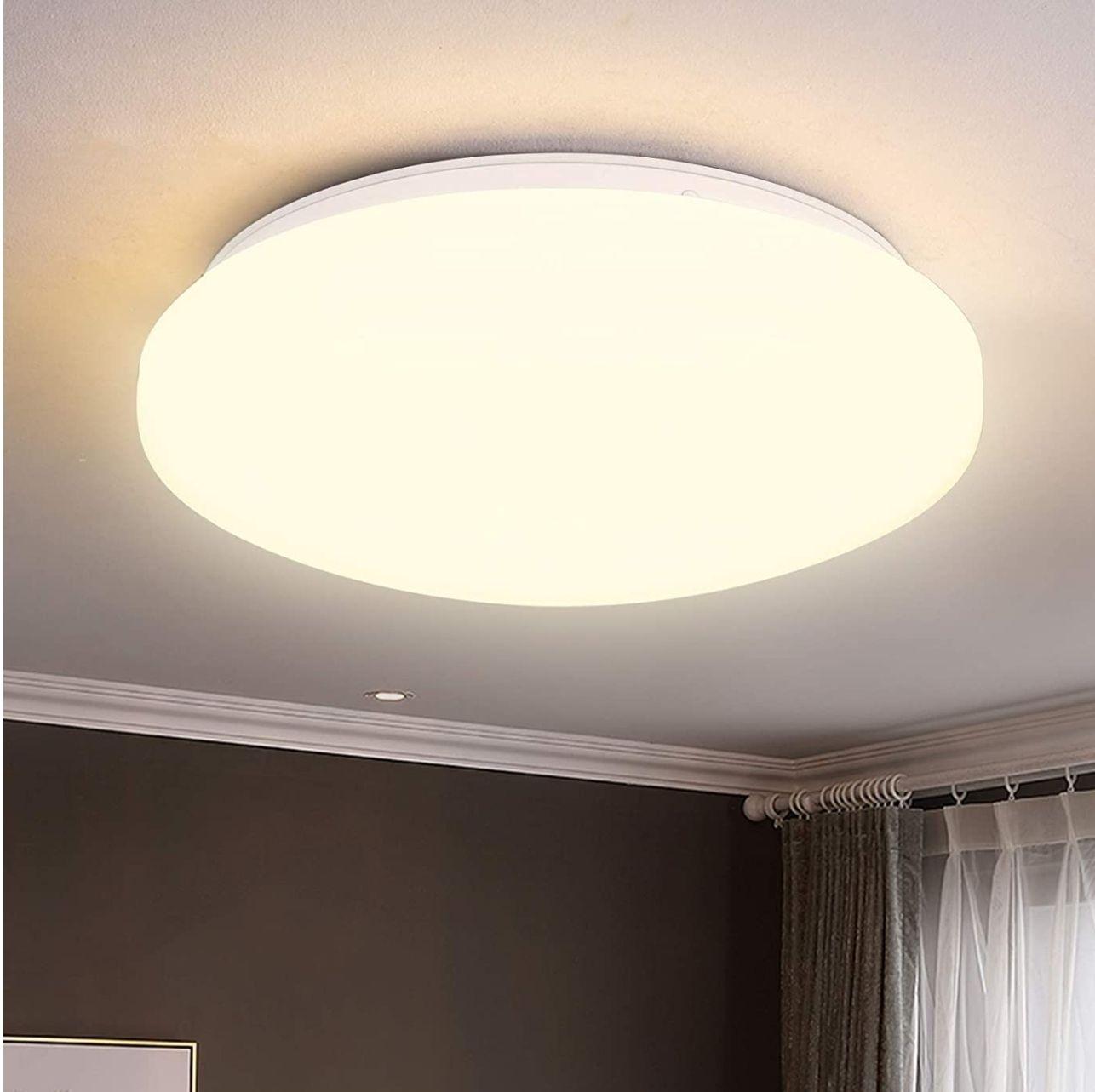 Plafonnier LED Albrillo 18 W (Vendeur TIers)