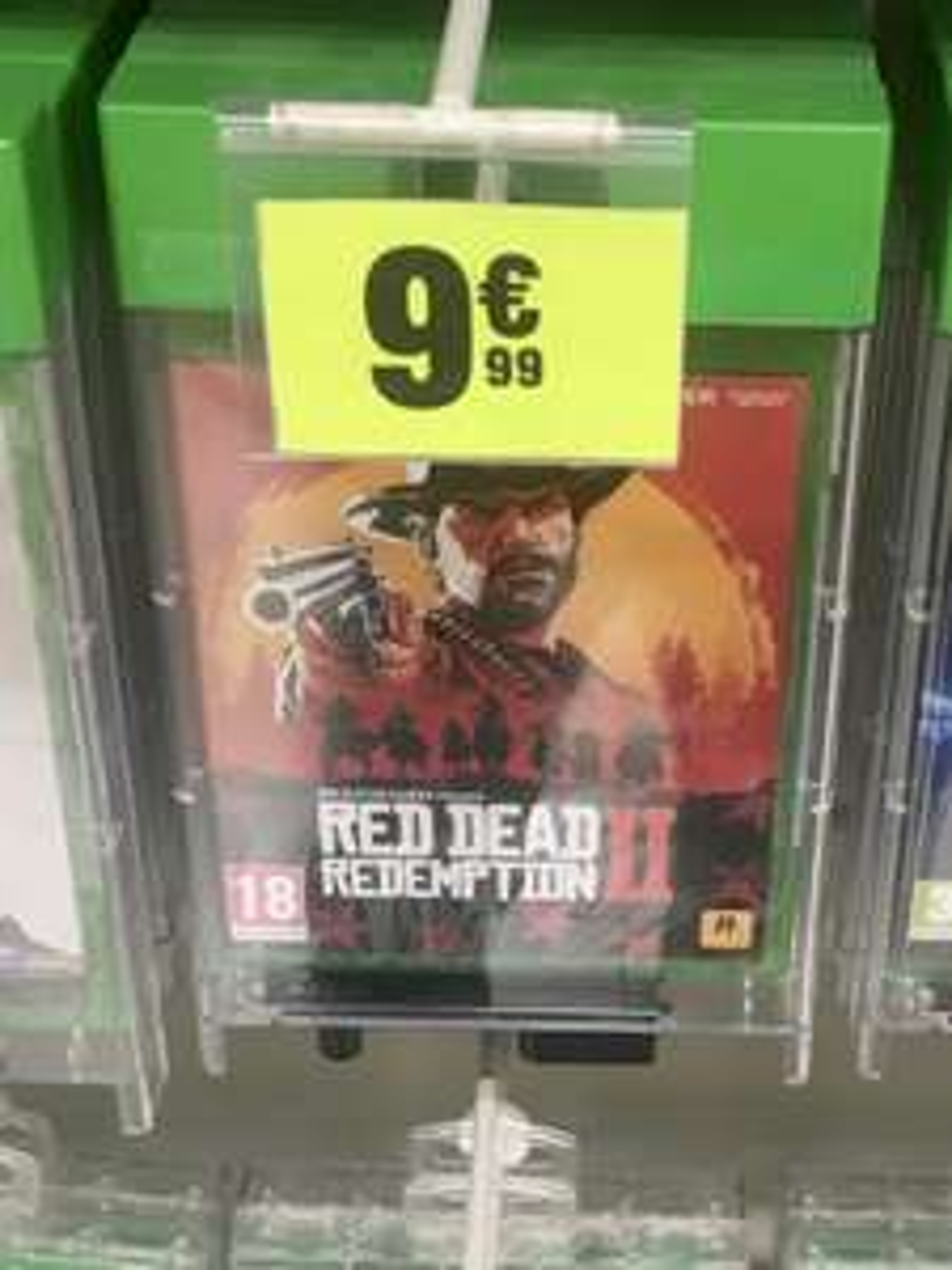 Red Dead Redemption 2 sur Xbox One - Cognac (16)