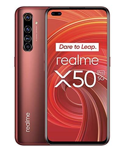 """Smartphone 6.44"""" Realme X50 Pro 5G - 12 Go de Ram, 256 Go"""