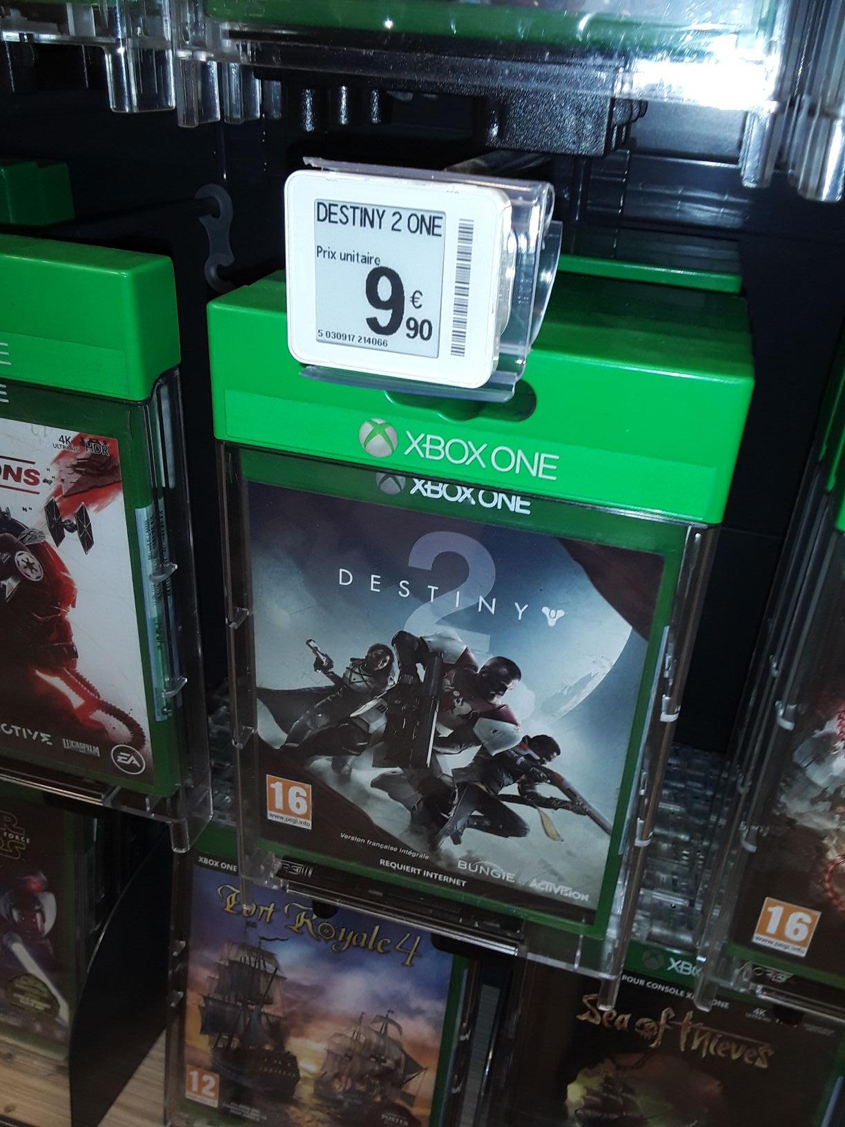 Destiny 2 sur Xbox One (Orvault 44)