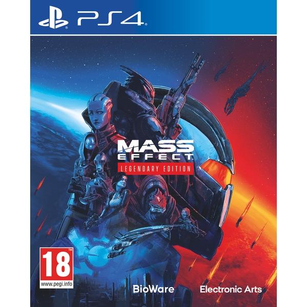 Mass Effect: Édition Légendaire sur PS4