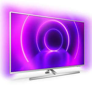 """TV 65"""" Philips The One 65PUS8545 - LED, 4K UHD, HDR 10+, Dolby Vision, Android TV, Ambilight 3 côtés"""
