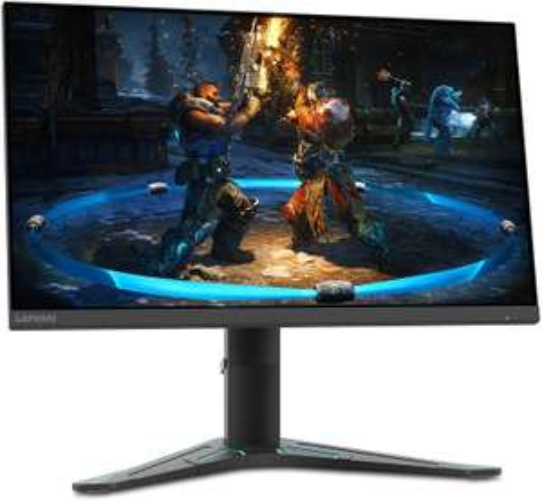 "Ecran PC gaming 27"" Lenovo G27-20 - Full HD IPS, 144 Hz, HDR, 1 ms MPRT, 400 cd/m², FreeSync Premium, Pied réglable"