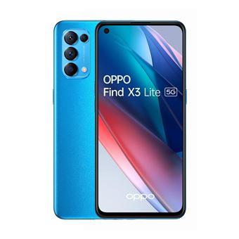 """Smartphone 6.43"""" Oppo Find X3 Lite 5G - 128 Go + écouteurs sans fil True Wireless (Via reprise en magasin)"""
