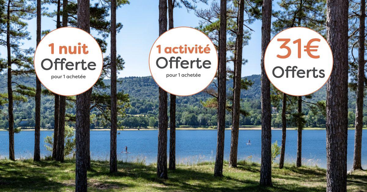 1 nuit ou une activité réservée en Haute Garonne = 1 offerte (hautegaronnetourisme.com)