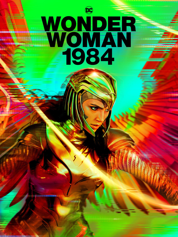 Location UHD Wonder Woman 1984 (Dématérialisé)