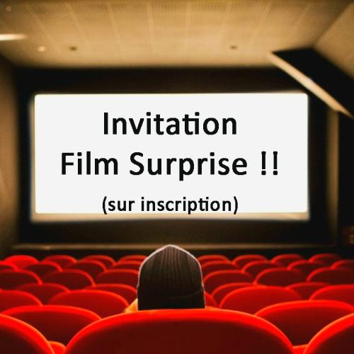 Places de cinéma gratuites pour l'avant-première d'un film surprise - Imagin Cinéma Gaillac (81)