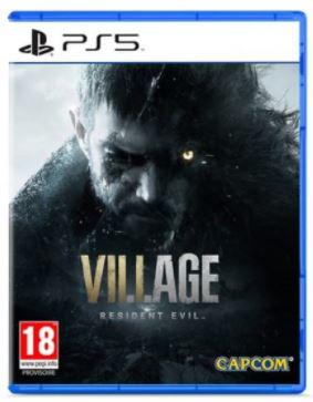 Resident Evil ViIIage sur PS4 & PS5