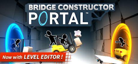 Bridge Constructor Portal sur PC (Dématérialisé)