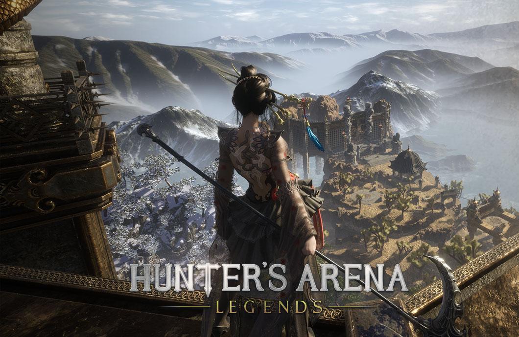 Accès gratuit à la bêta fermée du jeu Hunter's Arena : Legends sur PS4/PS5 (Dématérialisé)
