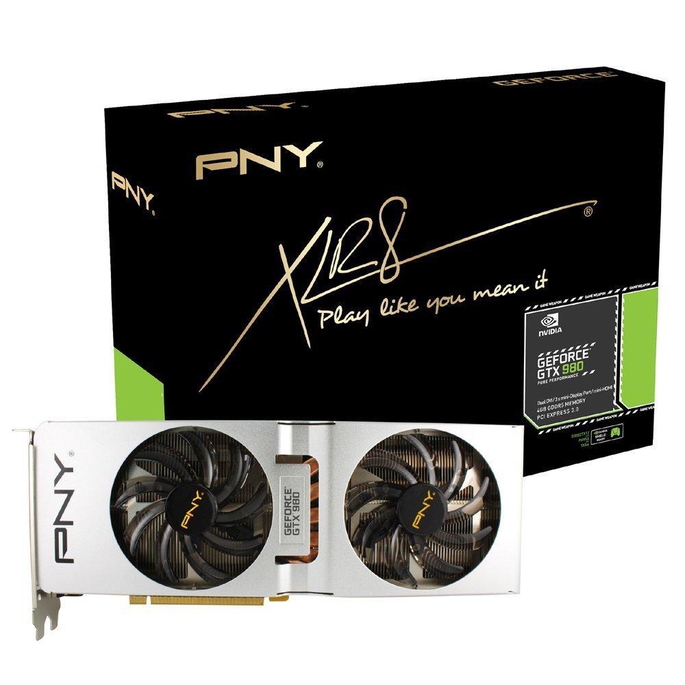 Carte Graphique GeForce GF980 GTX (Nvidia, 4 GB, PCI Express 3.1)