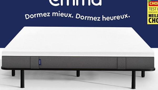 Matelas Emma Matelas O2 (Diverses tailles) - Ex : 160 × 200cm