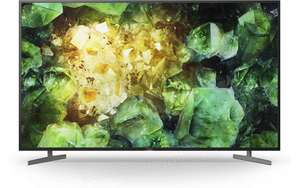 "TV LED 55"" Sony KD55XH8196BAEP - 4K UHD, Android TV, Wifi intégré, Dolby Atmos, Dolby Vision (Via Retrait Magasin)"