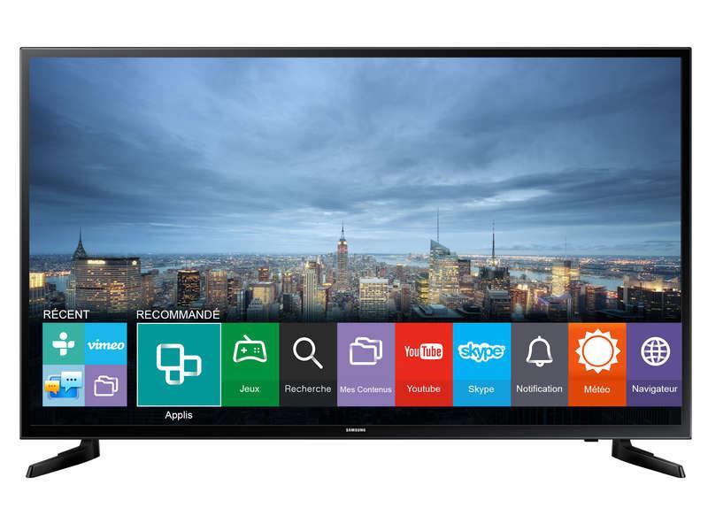 "TV 40"" Samsung UE40JU6000 UHD (avec ODR 50€ + Bon d'achat de 100€)"