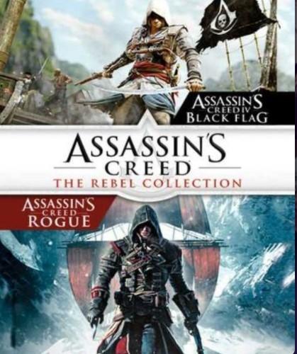 Jeu Assassin's Creed: The Rebel Collection sur Nintendo Switch (Dématérialisé)