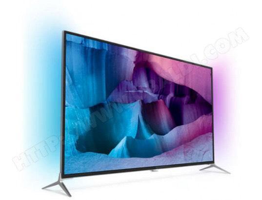 "TV 43"" Philips 43PUS7100/12 - Led, 4K, 3D"