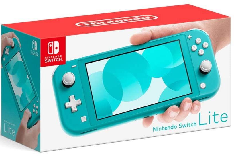 Console Nintendo Switch Lite (Différents coloris) - Montauroux (83)