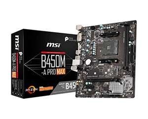 Carte mère MSI B450M-A Pro Max - Socket AM4