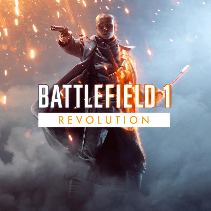 Battlefield 1 Révolution + Pass Premium sur PC (Dématérialisé)